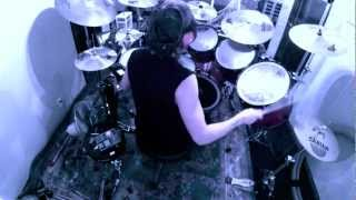 KORN - Coming undone drum cover