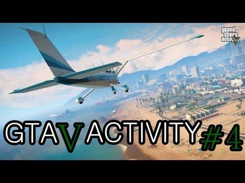 GTA 5 ACTIVITY #4  -  Course nautique, Attraction & Cours de pilotage