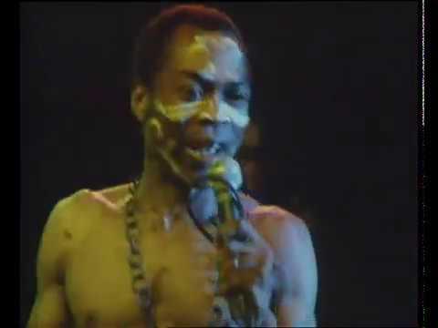 Fela Kuti - Teacher Don't Teach Me Nonsense (Live at Glastonbury, 1984)