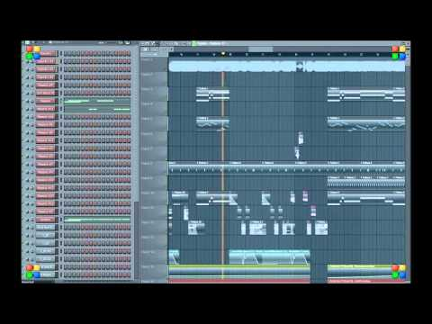 Skrillex - Scary Monsters and Nice Sprites Completely Recreated in FL Studio by NICMOR