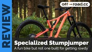 Review - Specialized Women's  Stumpjumper Comp Alloy 27.5