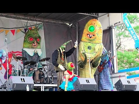 Galactic Creature Band BIG NAZO