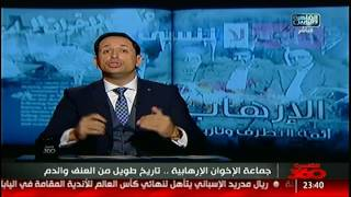 أحمد سالم: محاربة الإرهاب مش أمن ومحاكم عسكرية