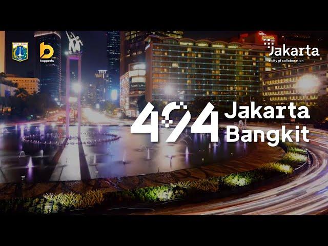 HUT DKI Jakarta ke 494