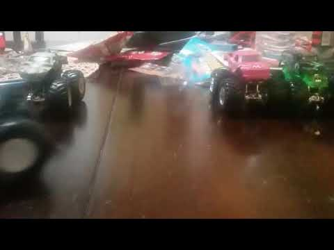 Jayton's Monster Trucks and Skagit Speedway