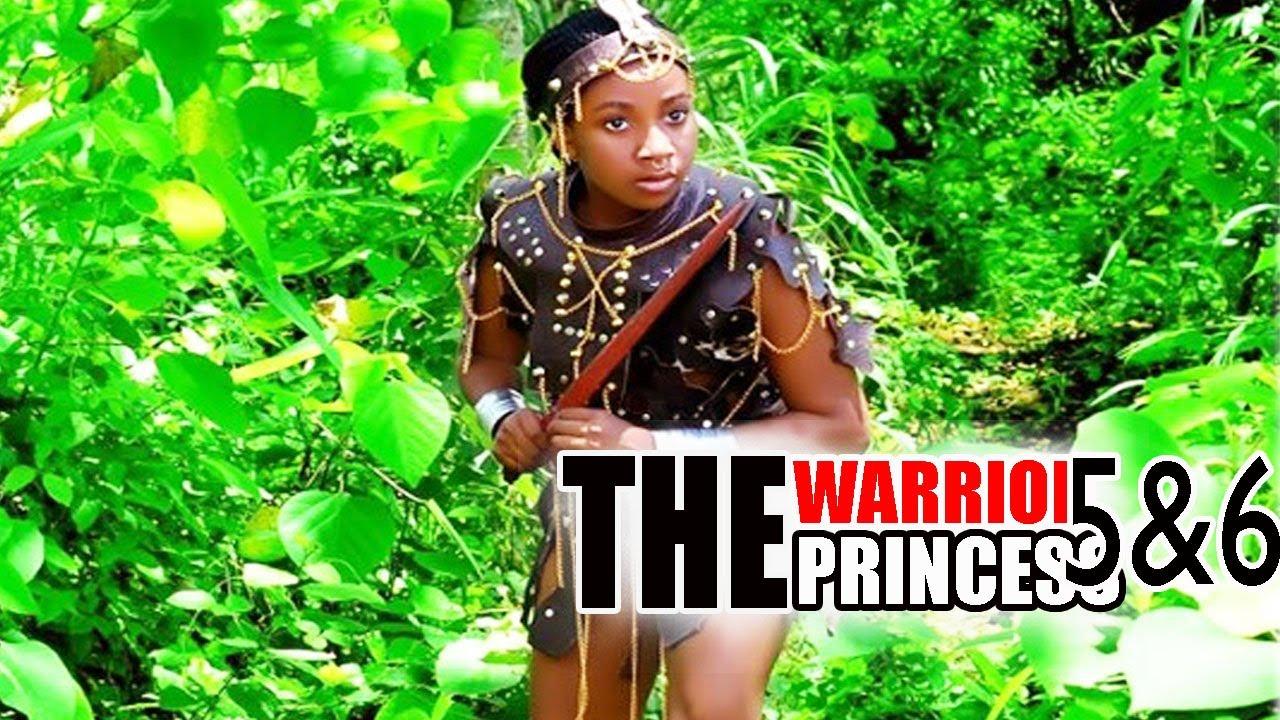 Download The Warrior Princess Part 5&6-(New Movie) Adaeze Onuigbo &Regina Daniels 2020 Latest Nigerian Movie.