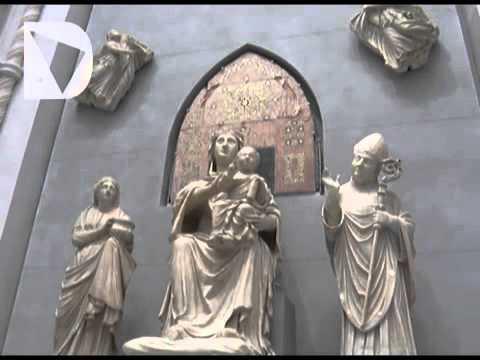 Museo Del Duomo Firenze.Il Nuovo Museo Dell Opera Del Duomo Di Firenze Youtube