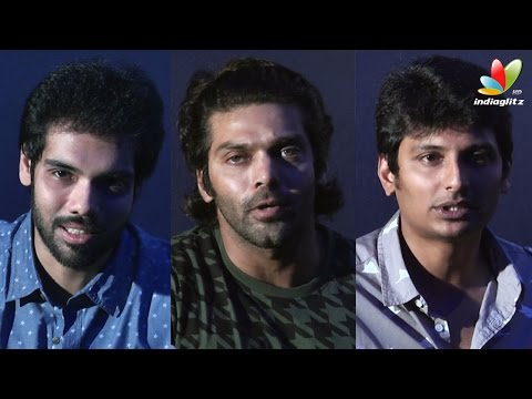 Jeeva, Arya and Sibiraj Speech : Pokkiri Raja will be a new genre for world cinema | Trailer Launch