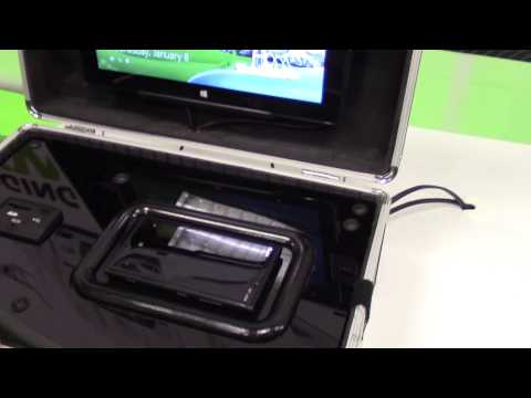 A look at new Qi wireless charging products from the Wireless Power Consortium at CES 2014