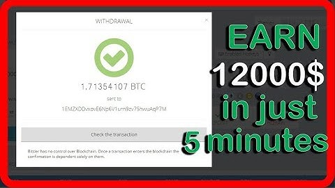 Bitsler | wo0o0ow BIG win 1.6 BTC (12000 $) in just 5 minutes | Big strategy