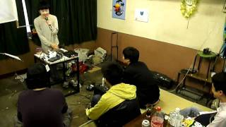 川染喜弘 live at 美学校 その1 (2011.5.7)