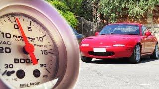He comprado el coche de mis sueños | Mazda MX-5 Turbo