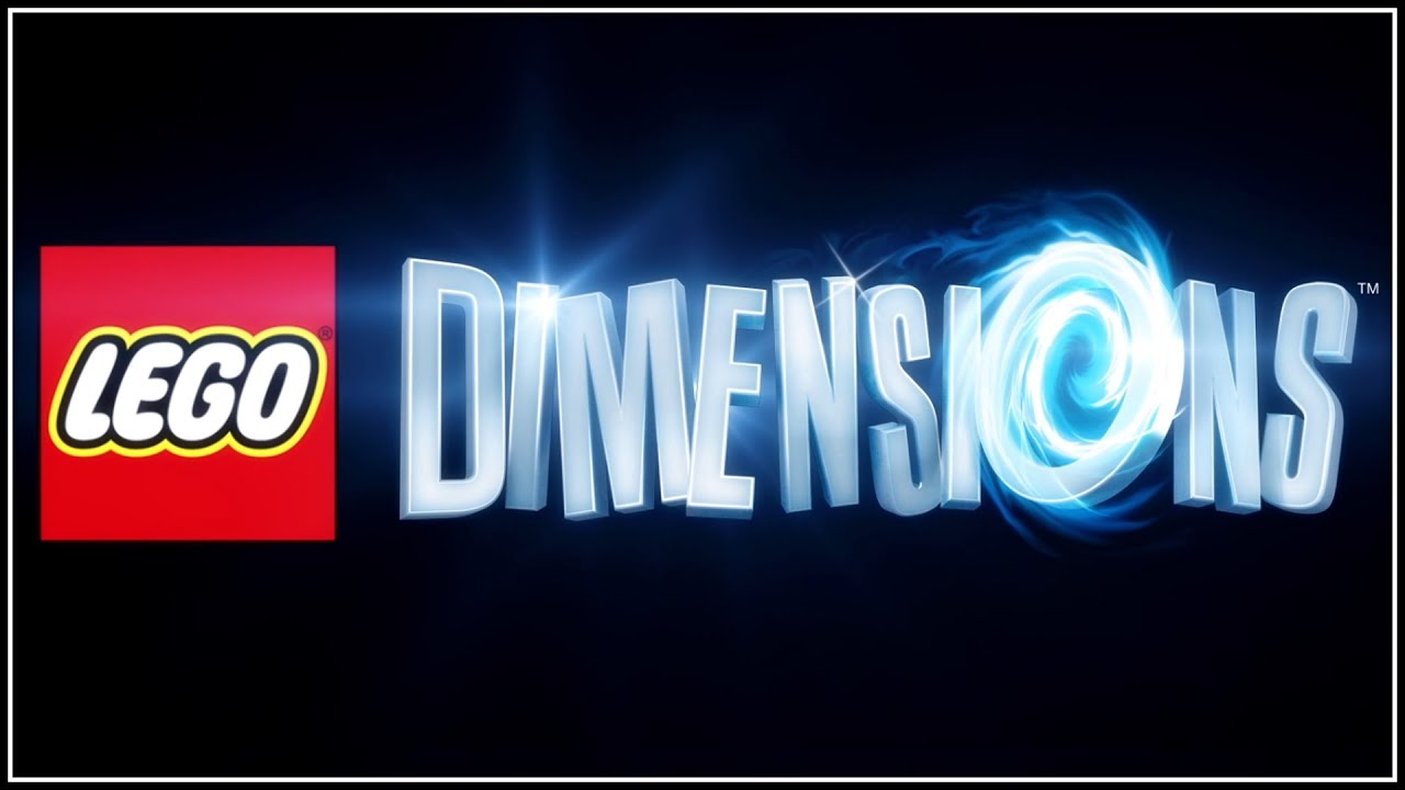 Lego Dimensions New Lego Game Youtube