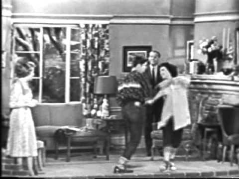 Some Dancing on The George Burns & Gracie Allen Show