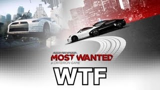 Need for Speed: Most Wanted 2012 - WTF - Glitches and funny moments