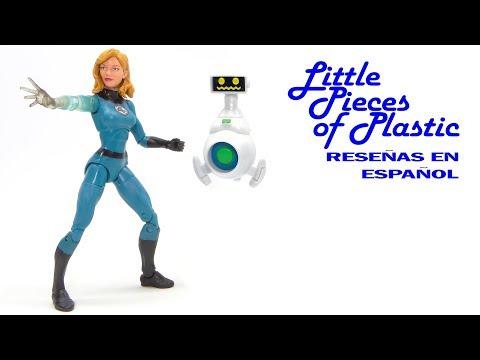 invisible-woman-marvel-legends-walgreens-exclusive-reseña-revisión-review-little-pieces-plastic