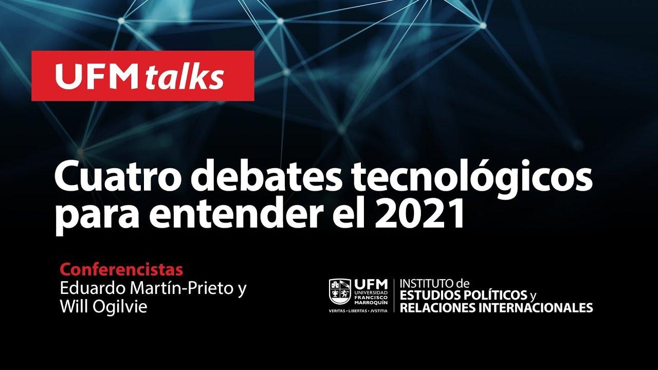 Cuatro debates tecnológicos para entender 2021