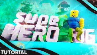 🧱SUPER HERO-RIG! |Blender |Tutorial| /Conorextil ⚙