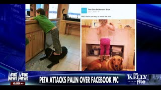 • PETA Dripping With Hypocrisy Over Palin Accusations • Kelly File • 1/5/14 •