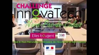 Challenge #InnovaTech2020 : revivez celui de Nord-Pas de Calais !