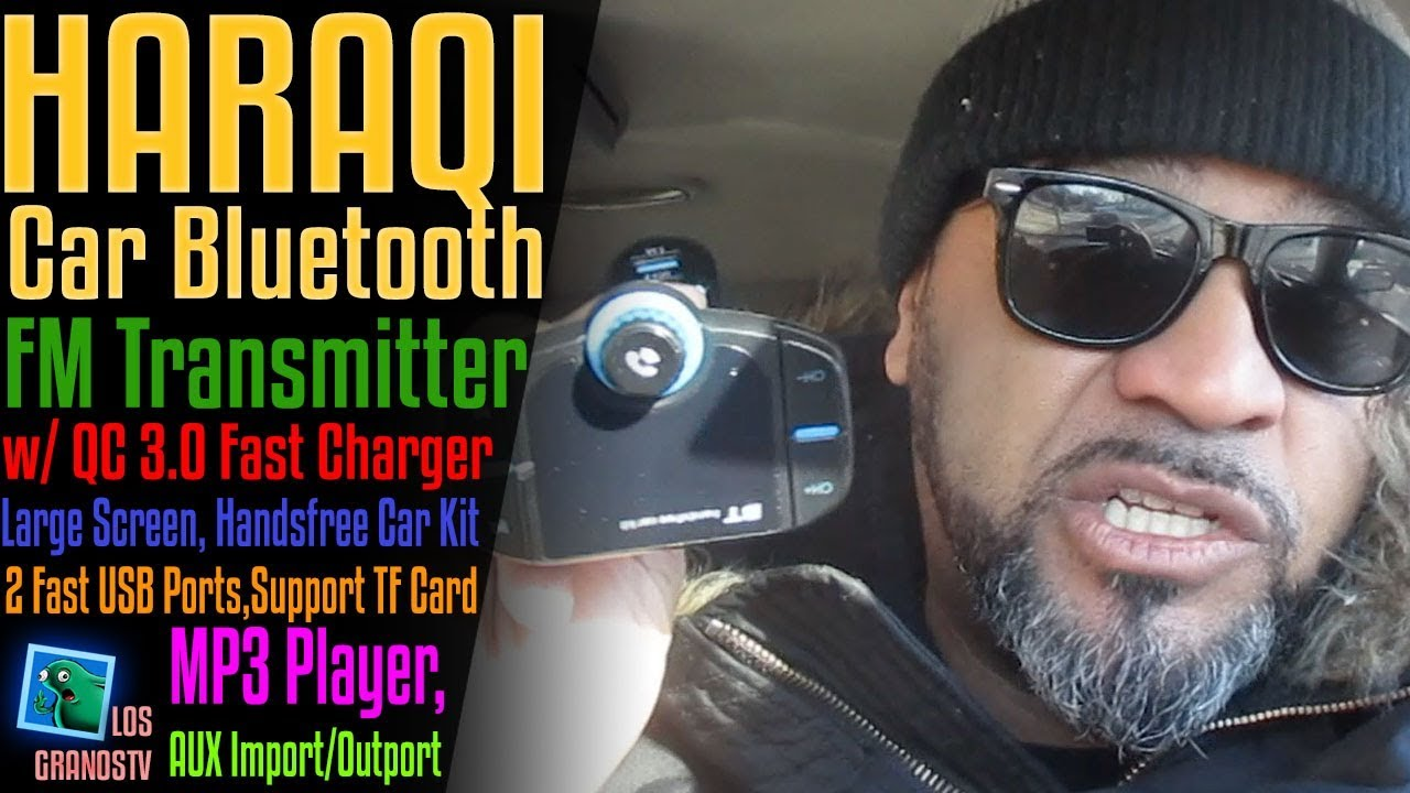 Car Fm Transmitter Review
