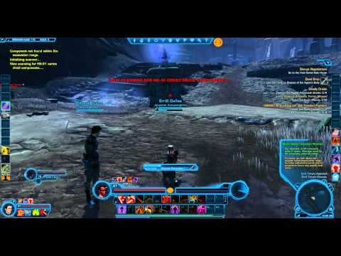 Star Wars The Old Republic - HK-51 parts (Dromund Kaas)