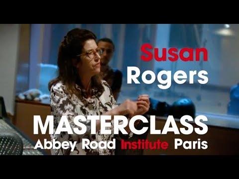 Abbey Road Institute Paris - Susan Rogers
