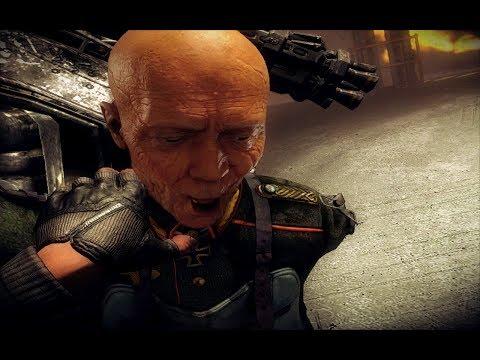 Wolfenstein The New Order Прохождение 34 ФИНАЛ Глава 16 Убить Черепа