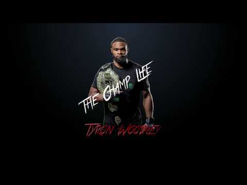 Champ Life: Tyron Woodley Community Service Projects 2017