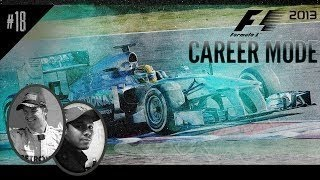 F1 2013 Career Mode - Episode 18  The Prey (America) by Harrison101HD