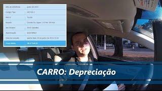 Carro: Depreciação