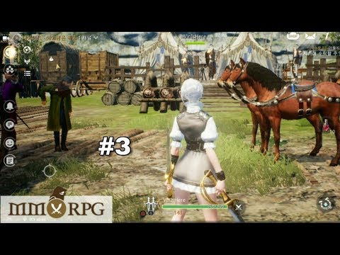 Top 9 Best Mmorpg Android Ios Games 2019 3 Youtube