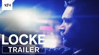 Locke | Official Trailer HD | A24