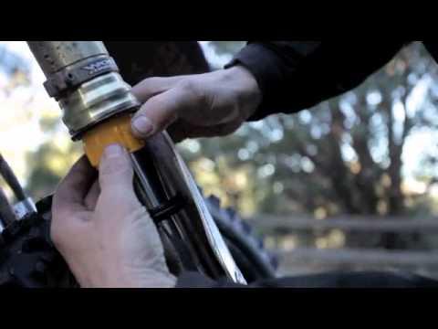 Dirt bike maintenance technology -- Rhino products