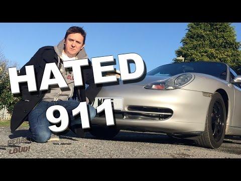THE HATED PORSCHE 911 1998 996