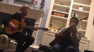 "Don Vappie and Russell Welch - ""Sweet Georgia Brown"" (B. Bernie, M. Pinkard, K. Casey)"