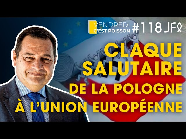 Claque salutaire de la Pologne à l'Union Européenne   VCP 118