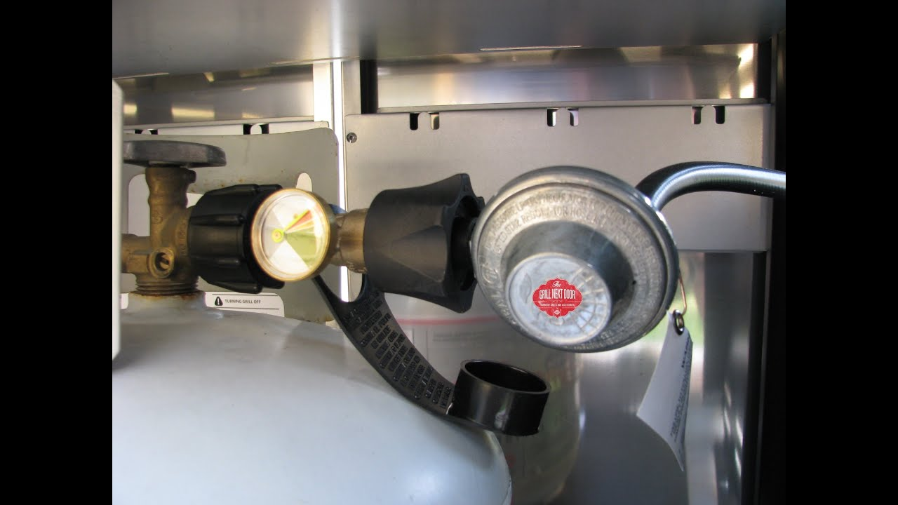 Rv dual propane tank hook up