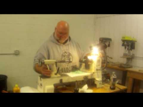 Bespoke Wood Lathe Part2