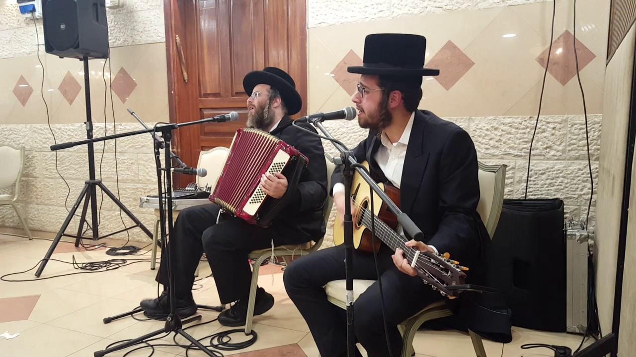 Dudi Kalish & Ari Hill - Eishes Chayil |  דודי קאליש וארי היל שרים אשת חיל