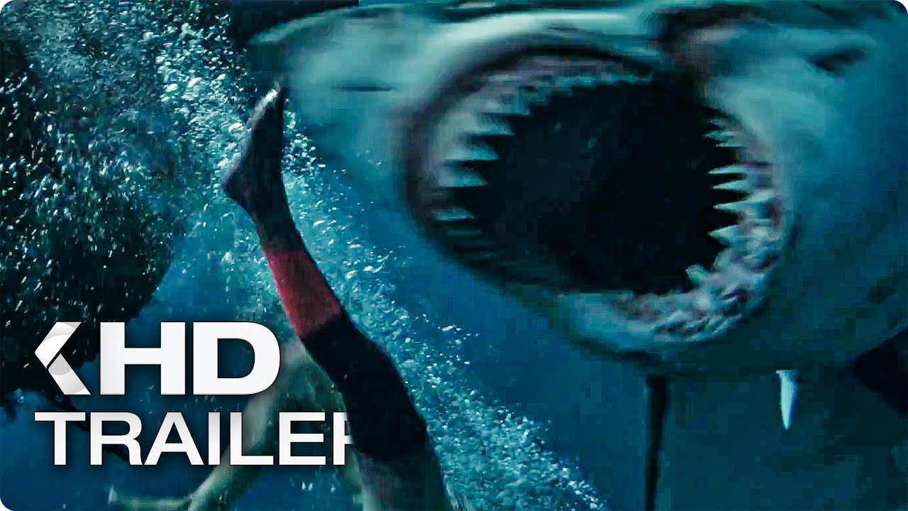 Shark Attack 3d Live Wallpaper The Shallows Trailer 3 2016 Youtube