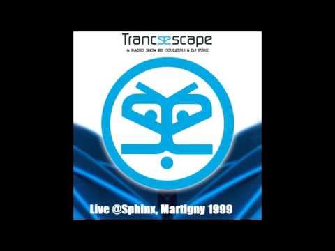 DJ PURE Live @Sphinx, Martigny avril 2000