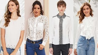 Самые Модные Блузки ВЕСНА ЛЕТО 2020 41