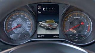 2017 Mercedes-AMG GT C Roadster - Interior thumbnail
