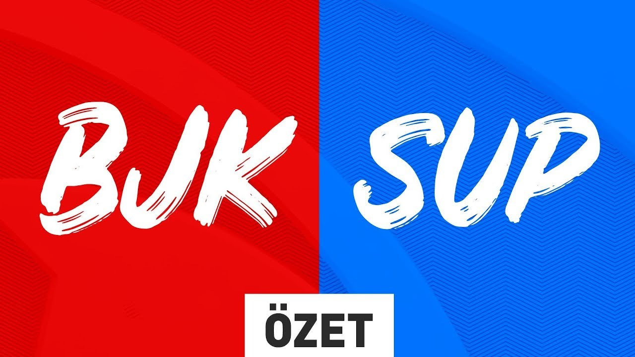 Beşiktaş  ( BJK ) vs Bahçeşehir SuperMassive  ( SUP ) Maç Özeti | 2019 Kış Mevsimi 3. Hafta