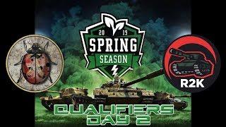 World of Tanks Blitz - Spring Season Tournament - Qualifiers Day 2