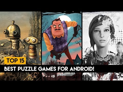 15 Best Puzzle Games For Android |