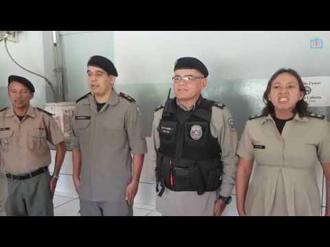 Solenidade de Aniversário do 8º Batalhão de Polícia Militar de Itabaiana