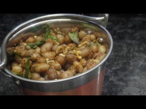 Verkkadalai Sundal / Peanut | Navarathri Recipein Tamil | English Subtitles | Gowri Samayalarai