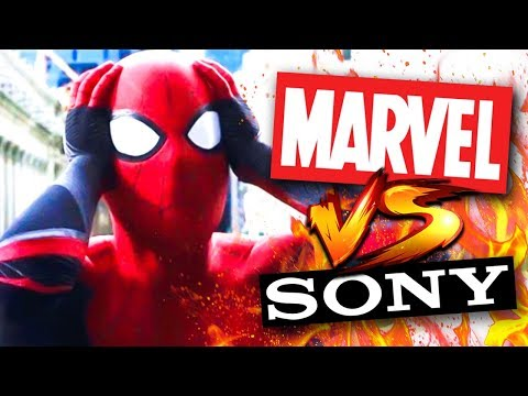 SPIDERMAN QUITTE LE MCU : C'est HONTEUX ! (Marvel vs Sony)